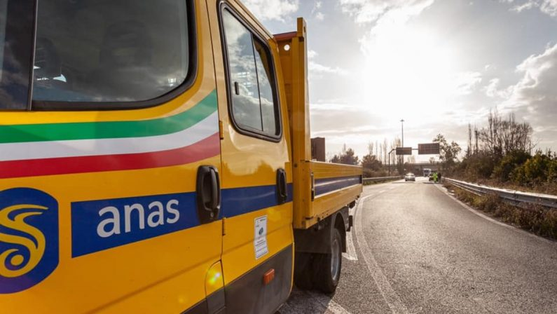 """Consegnati da Anas i lavori di adeguamento del ponte """"Pantano Grande"""" in provincia di Reggio"""