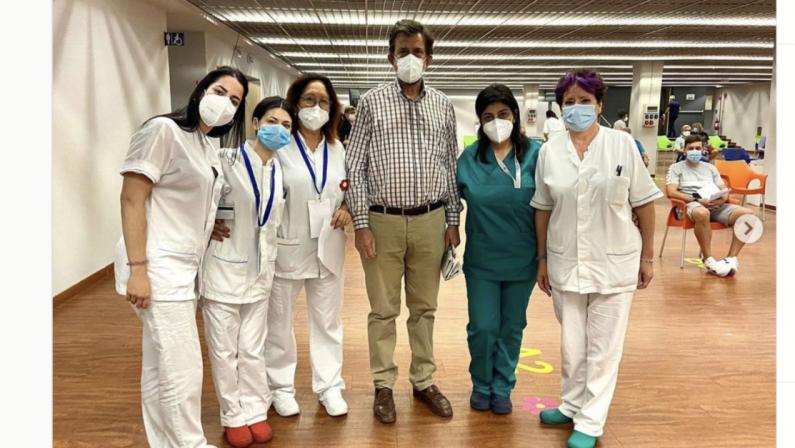 Nanni Moretti vaccinato annuncia su Instagram: «E ora al lavoro»