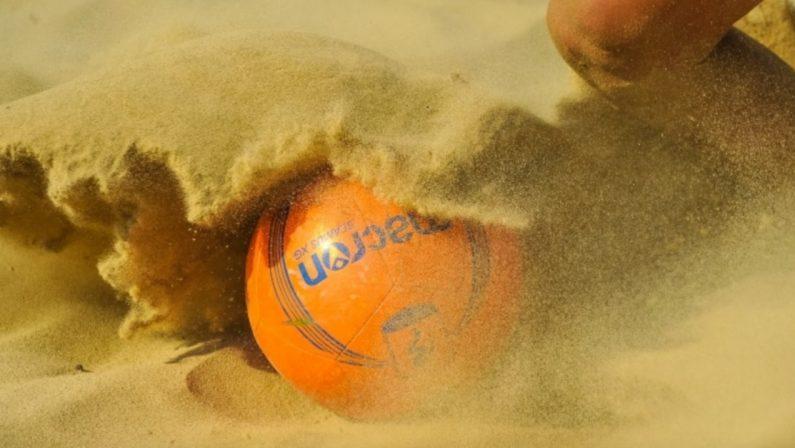 Il campionato di Beach Soccer torna in Calabria: la prima tappa a Cirò Marina