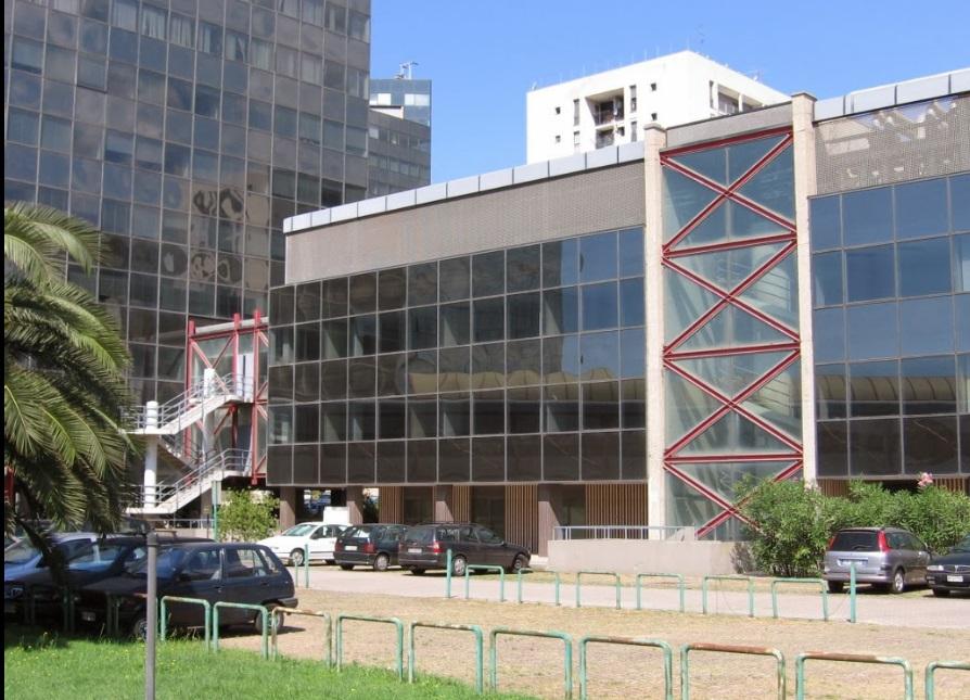 La sede della Protom