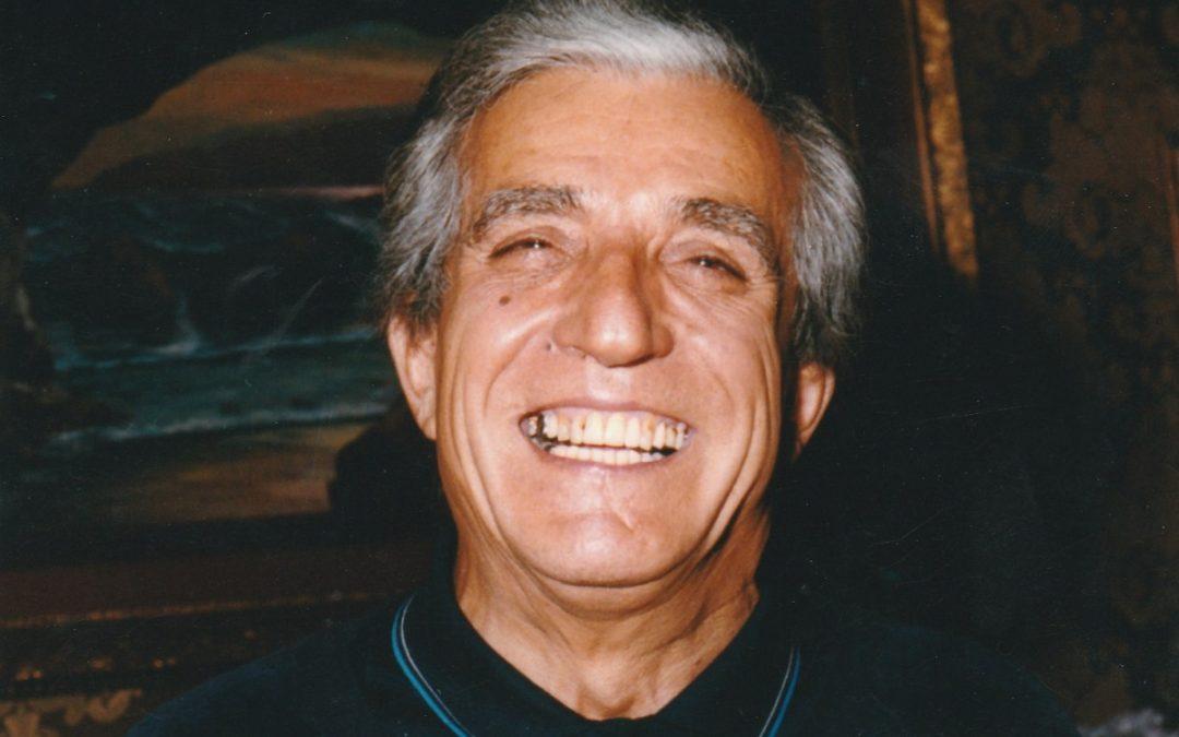 Sergio Bruni, scomparso nel 2003