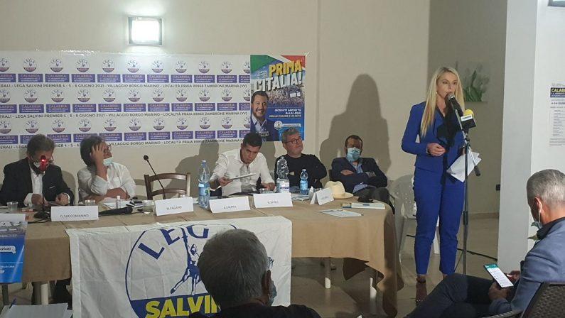 Stati Generali della Lega, i vertici lanciano Spirlì candidato presidente