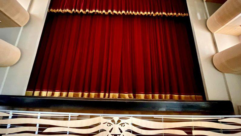 Ecco il nuovo teatro comunale di Vibo Valentia: l'attesa sta per finire