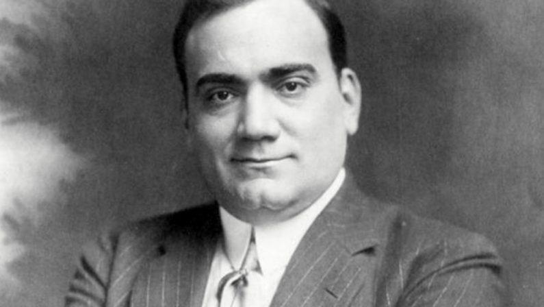 Cento anni dalla morte del tenore Enrico Caruso, un programma di eventi lungo sei mesi