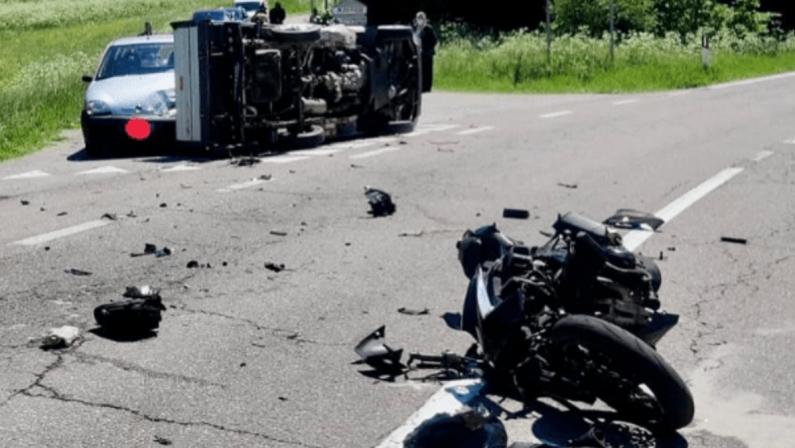 Alto Adige, incidente in moto: perde la vita un carabiniere calabrese