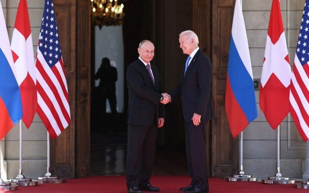 Il vertice tra Biden e Putin