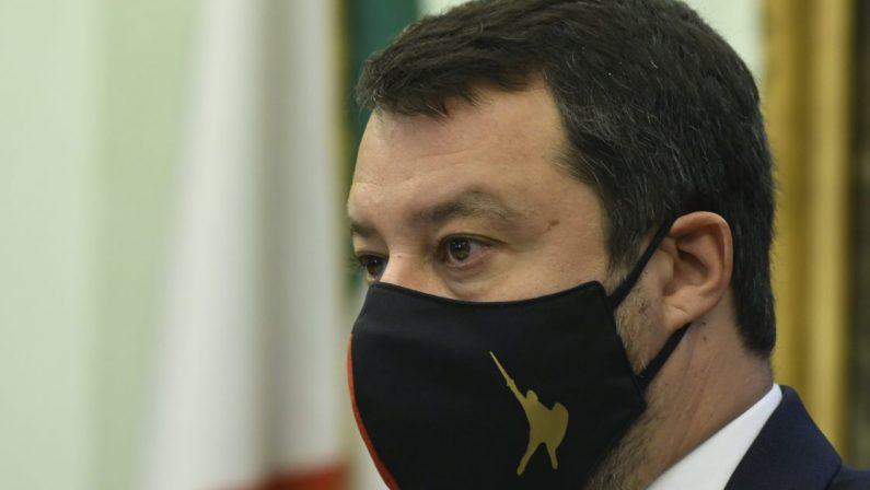 La continua giostra di Salvini sulle montagne russe