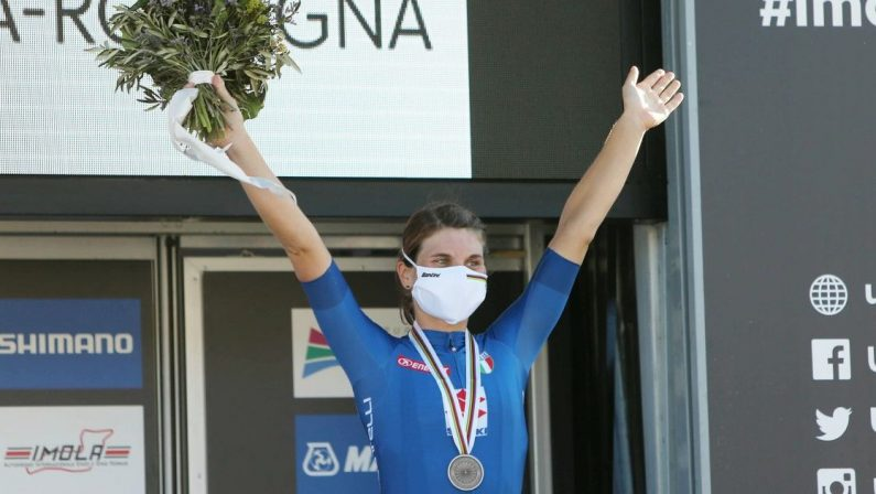 Olimpiadi Tokyo 2020, bronzo per Longo Borghini: «Prima o poi vincerò un oro»
