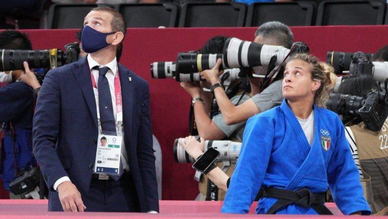 Olimpiadi di Tokyo 2020, Giuffrida bronzo nel judo, è la quarta medaglia per l'Italia