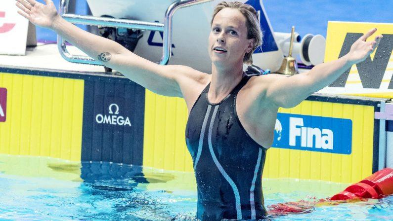 Federica Pellegrini da record, quinta finale olimpica di fila nei 200