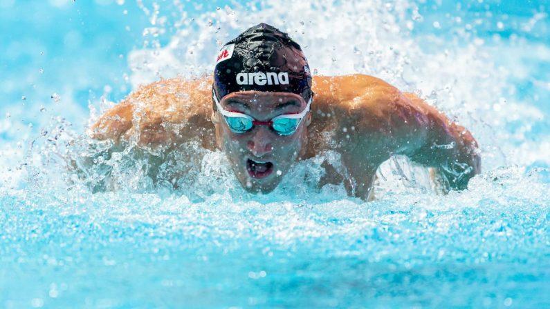 Olimpiadi di Tokyo 2020, Federico Burdisso vince il bronzo nei 200 farfalla