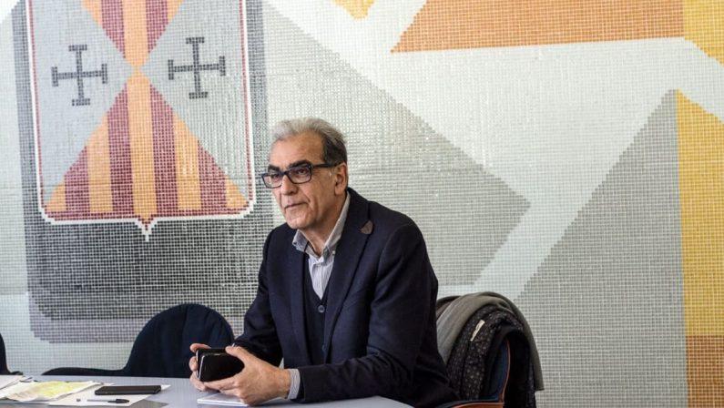 Verso il voto, spunta il nome di Antonio Viscomi per il centrosinistra
