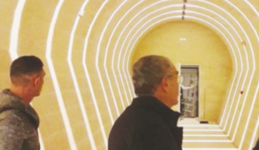 Gli ascensori tra i Sassi di Matera