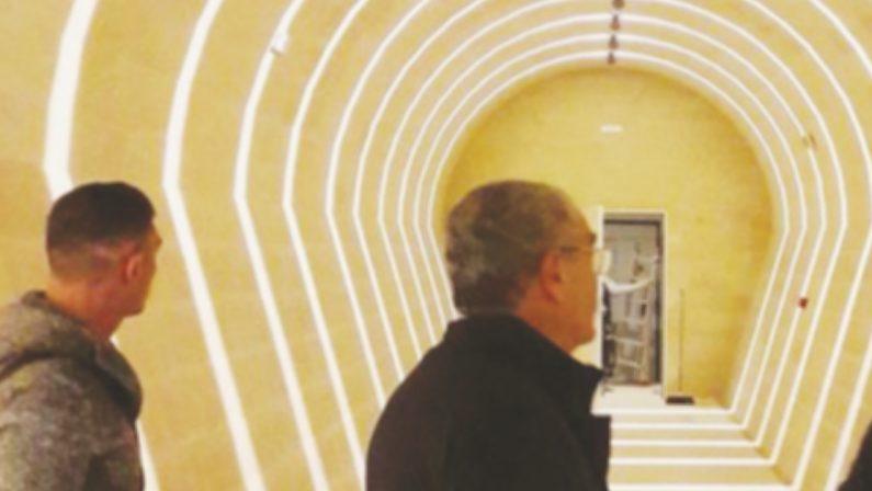 Tre ascensori mai attivati nei Sassi di Matera, interrogazione al sindaco di Toto e Morelli