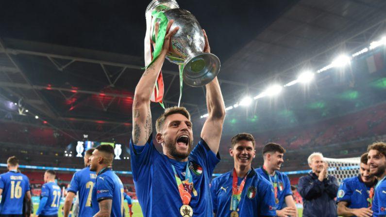 """«Mio cugino Domenico Berardi campione d'Europa e orgoglio della nostra """"razza""""»"""