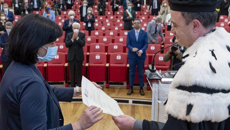 Laurea ad honorem ad Antonio Megalizzi, Mattarella: «Aveva l'attitudine a comprendere e far comprendere»