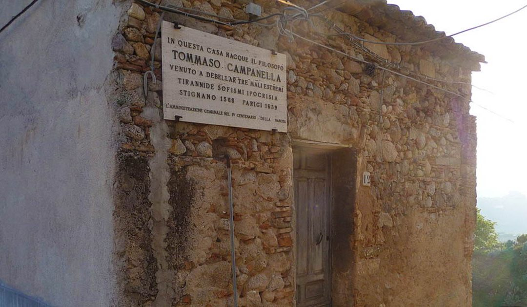 La casa di Tommaso Campanella a Stignano