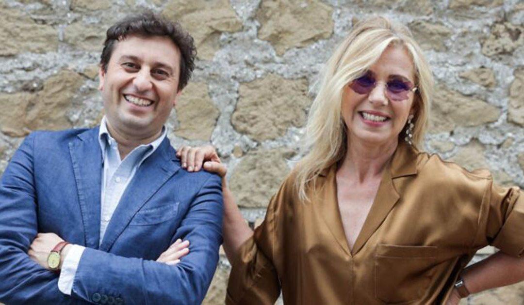 David Parenzo e Concita De Gregorio