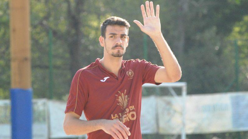 Il bomber lametino Luca Ferraro giocherà nella Repubblica di San Marino