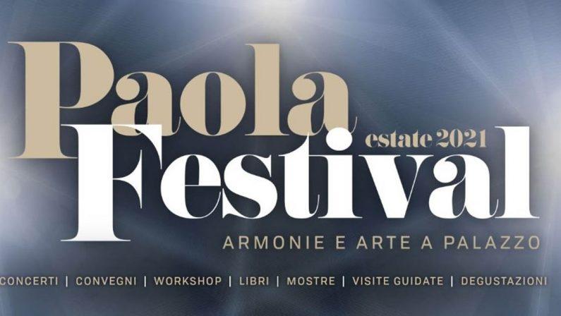 Paola, Festival Armonie e Arte a Palazzo, inaugurazione Mubi