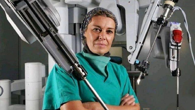 È calabrese il chirurgo che opera con il robot, potrebbe essere utile per la nostra sanità malata