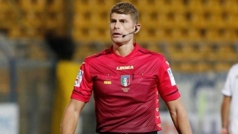 Il reggino Francesco Cosso promosso alla Can: potrà arbitrare partite di Serie A e di Serie B