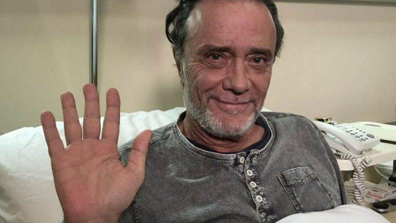 Il tumore al polmone si porta via anche Gianni Nazzaro