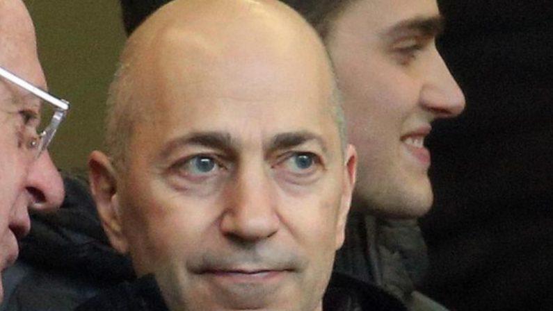 Annuncio del Milan: Gazidis ha un tumore alla gola