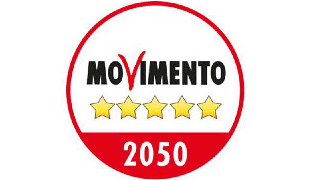 Il nuovo logo del Movimento Cinquestelle
