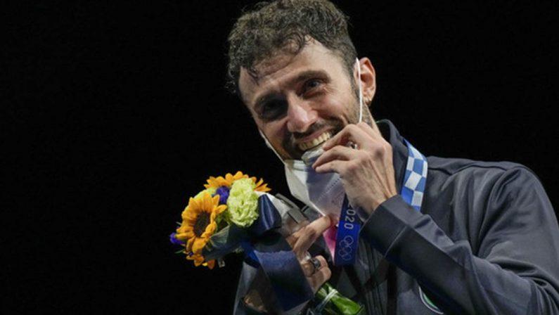 Olimpiadi Tokio 2020, dalla scherma la prima medaglia dell'Italia, Samele argento