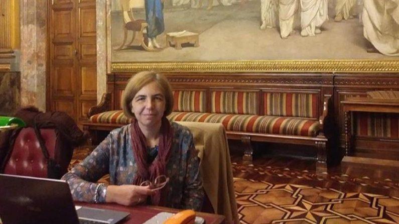 Una calabrese candidata a sindaco di Roma, è l'ex senatrice M5S Margherita Corrado