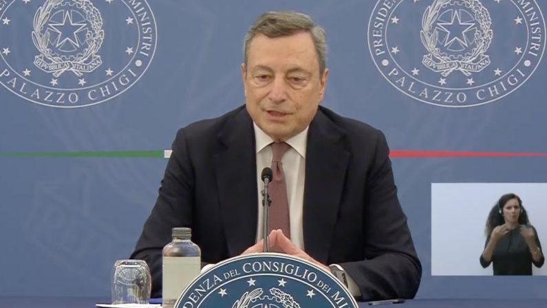 Lo strappo di Draghi dalla piccola politica e dai capriccetti dei leader