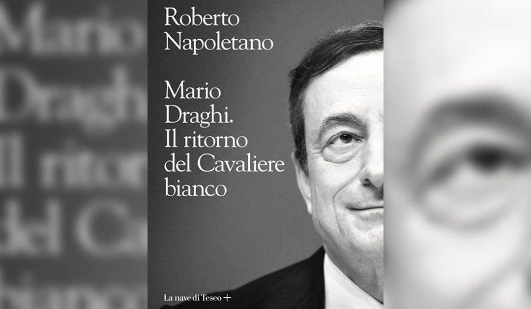 La copertina del libro del direttore Napoletano