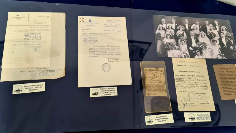 Nasce a San Nicola Da Crissa il museo dell'Emigrazione
