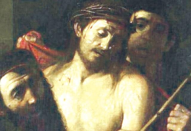 Ecce Caravaggio, il viaggio di un dipinto uscito (con clamore) dalla notte dei tempi