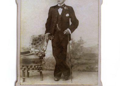 Raffaele Gaudio Cosenza 1887