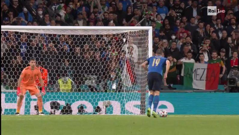 Da Lamezia e dalla Calabria per sostenere gli Azzurri nella semifinale con la Spagna