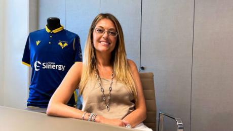 La reggina Simona Gioè è il nuovo direttore generale dell'Hellas Verona
