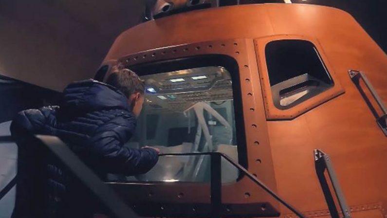 Fiumefreddo Bruzio, apre la mostra space adventure