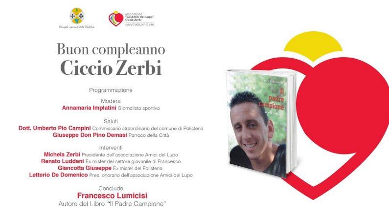 """""""Il padre campione"""": un libro per ricordare il compianto Ciccio Zerbi"""