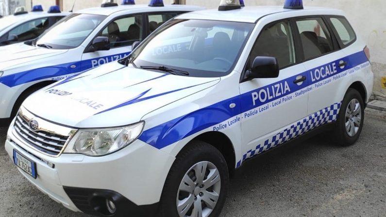 La Polizia municipale di Vibo rinnova il parco auto grazie ai proventi delle multe
