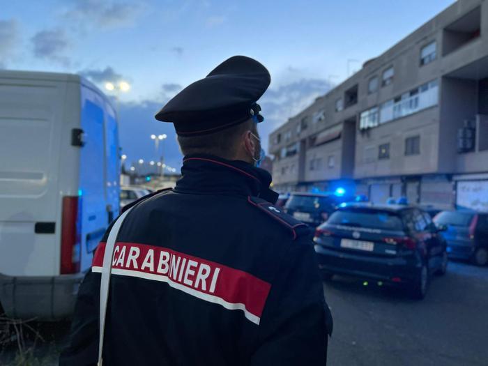 Camorra, due latitanti napoletani arrestati in una villetta del Cosentino
