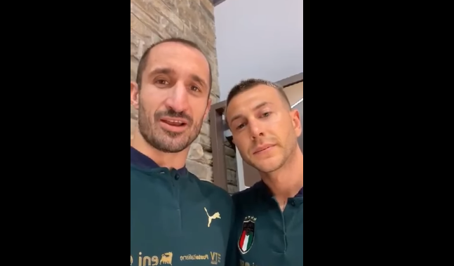 VIDEO - Chiellini e Bernardeschi per Daniel: i giocatori rispondono all'appello per il ragazzo in coma