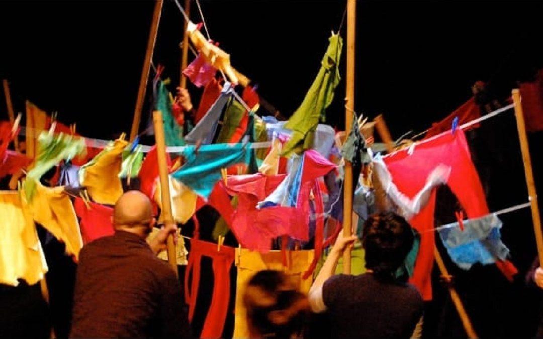 """Lamezia, la performance urbana interattiva """"Sogno"""" di Stalker Teatro"""