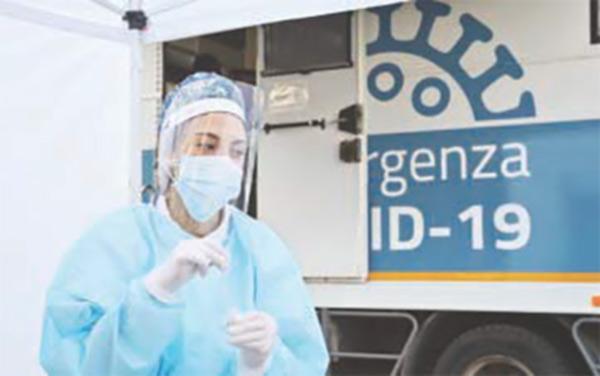 Covid: altri 2 morti, non erano vaccinati