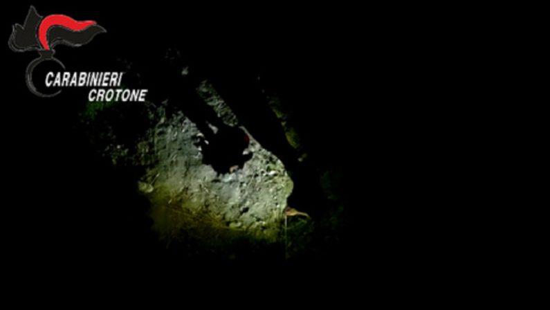 Si perde nei boschi nel Crotonese, ritrovato dopo tre ore - VIDEO