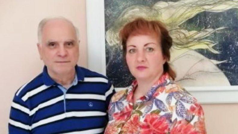 Fedele ed Elwira, il matrimonio a distanza in punto di morte e un bellissimo lieto fine