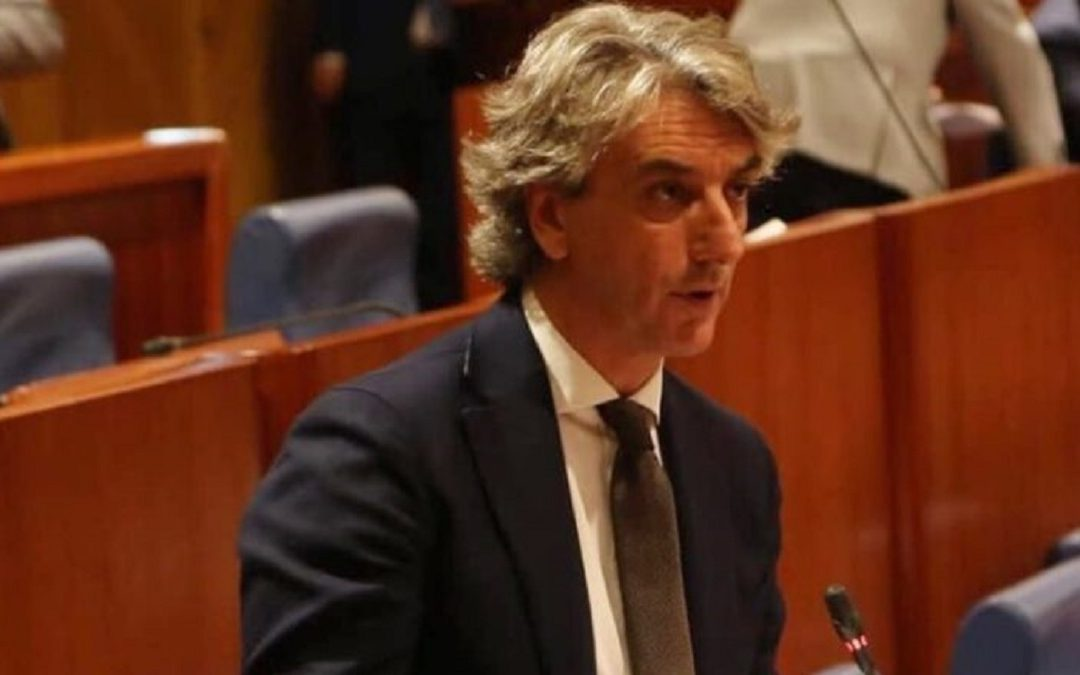 Giuseppe Aieta, consigliere regionale Dp