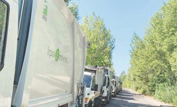 Sei milioni di euro per smaltire i rifiuti non si sa dove