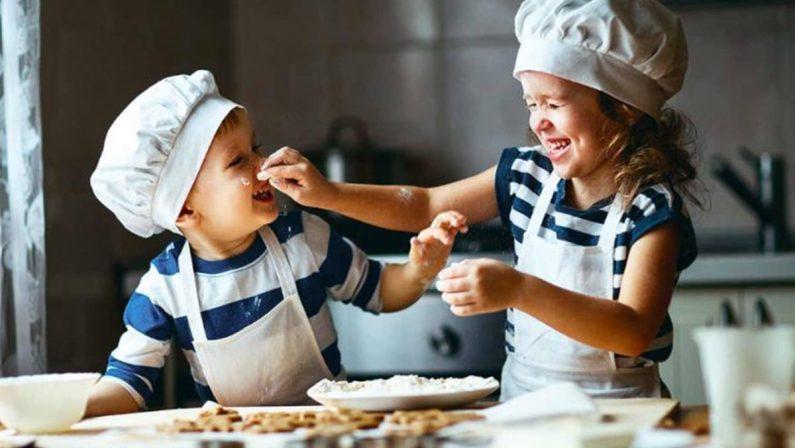 """A Spilinga """"La credenza dei bambini"""", laboratori di cucina per i più piccoli"""